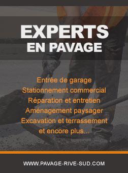 entrepreneur pavage