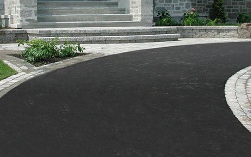 pavage stationnement saint-bruno boucherville