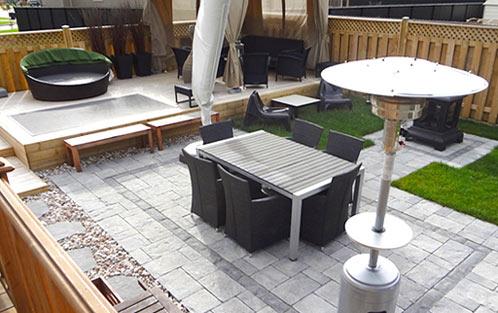pavé-uni terrasse patio longueuil chambly carignan