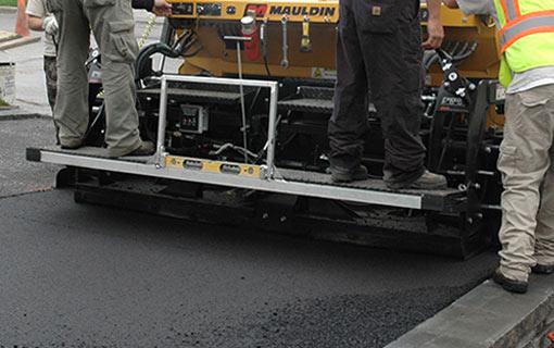 refaire asphalte stationnement rive-sud longueuil